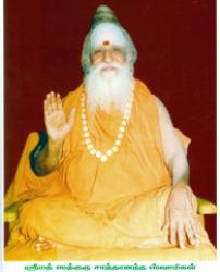 Santhananda Swamigal